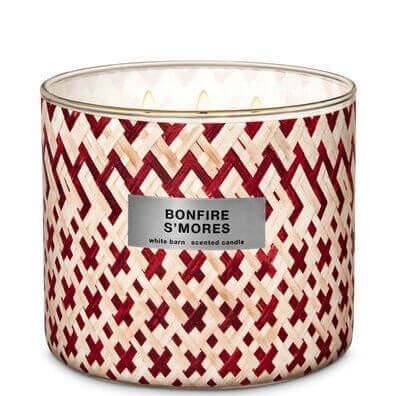 Bonfire S'Mores 411g von Bath and Body Works