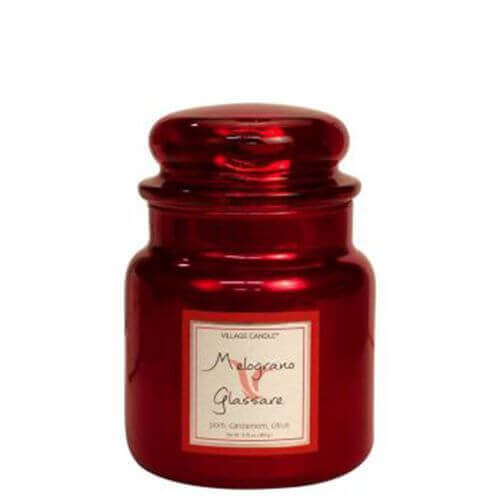 Village Candle Melograno Glassare 411g