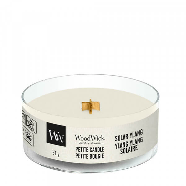 Solar Ylang Petite Candle 31g von Woodwick