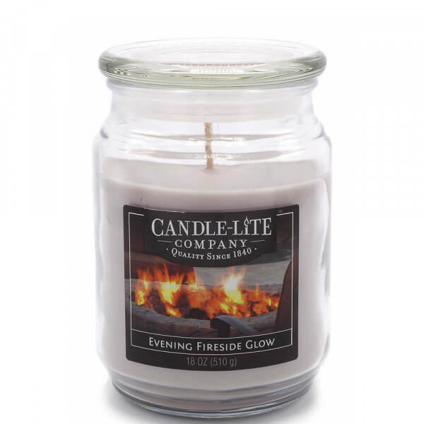 Evening Fireside Glow 510g von Candle Lite