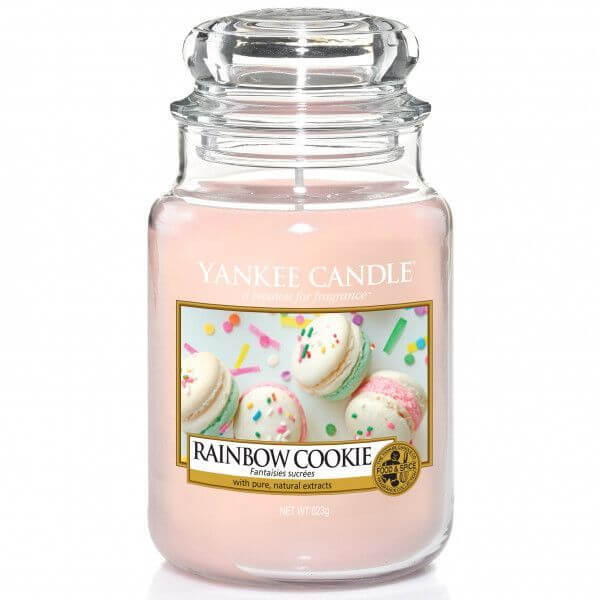 Rainbow Cookie 623g - Yankee Candle