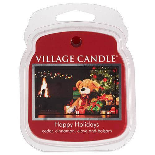 Village Candle Happy Holiday 62g