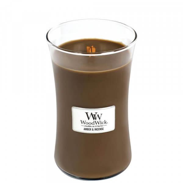 Amber & Incense 610g von Woodwick
