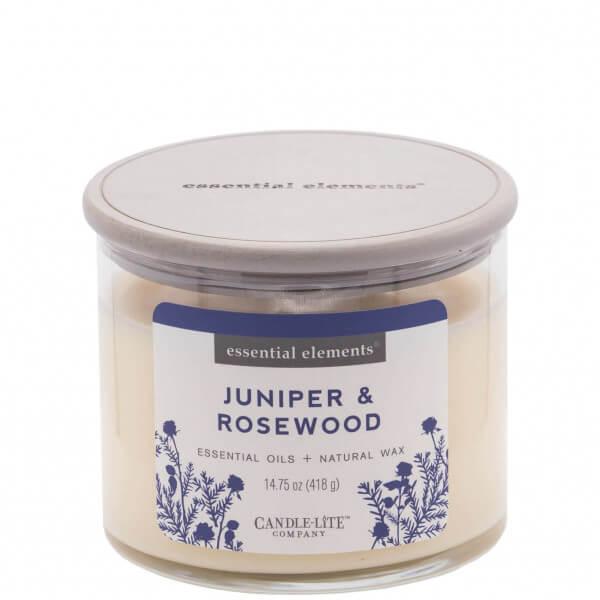 Juniper & Rosewood 418g von Candle Lite