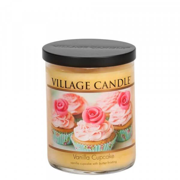 Vanilla Cupcake 2-Docht Tumbler 400g