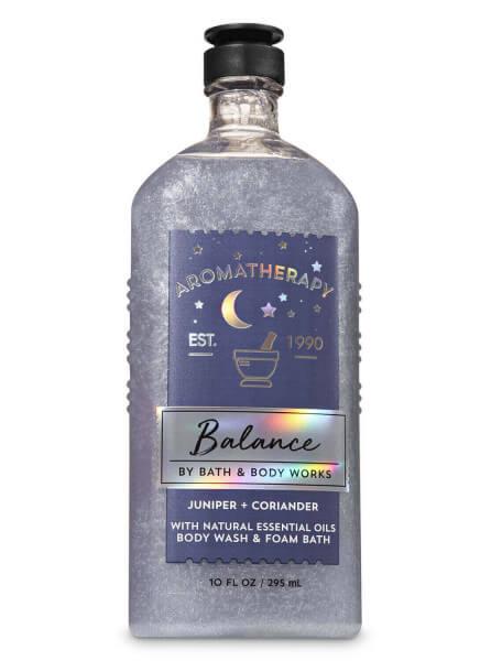 Duschgel & Schaumbad - Aromatherapy - Balance - Juniper Coriander - 295ml