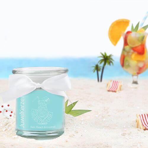 Sun, Beach & Cocktail (Charm Anhänger) 230g