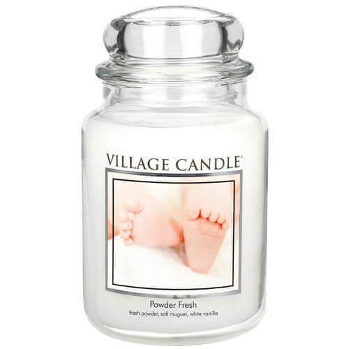 Village Candle Powder Fresh 645g