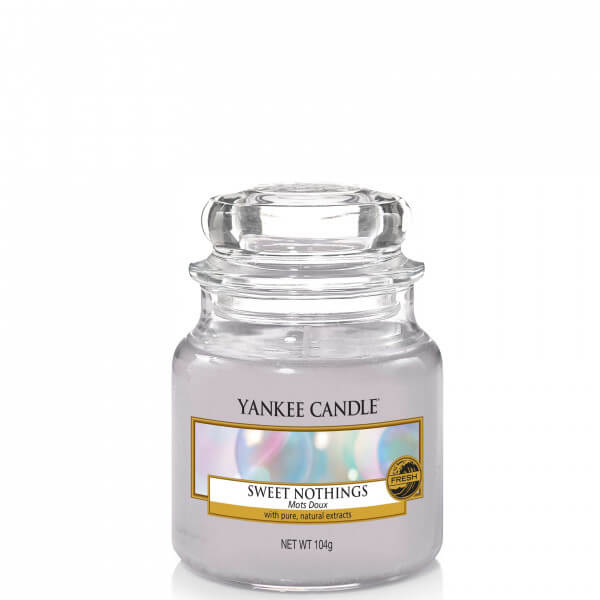 Sweet Nothings 104g - Yankee Candle