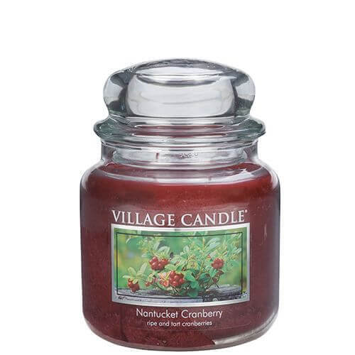 Village Candle Nantucket Cranberry 453g