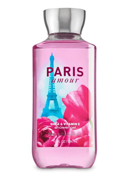 Duschgel - Paris Amour - 295ml