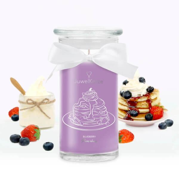 Blueberry Pancake (Halskette) Swarovski Edition 400g