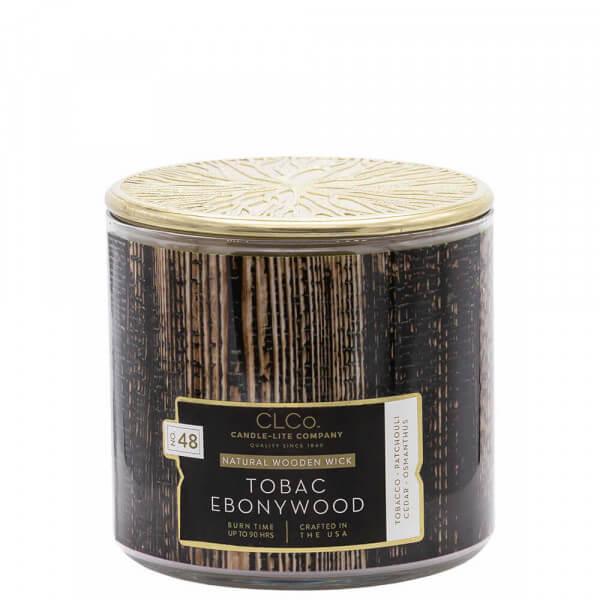 Tobac Ebonywood 396g von Candle-Lite
