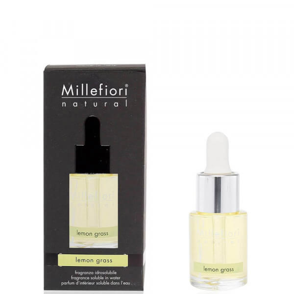 Lemon Grass - Natural Water-Soluble Fragrance 15ml - Millefiori