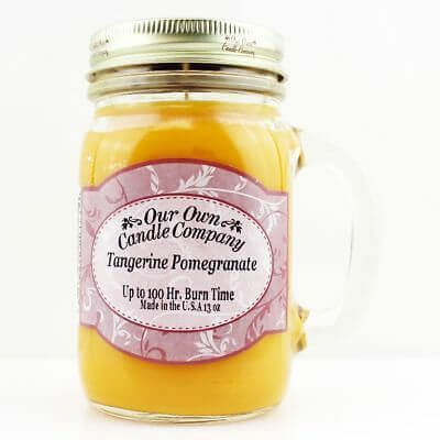 Our Own Candle Company Tangerine Pomegranate