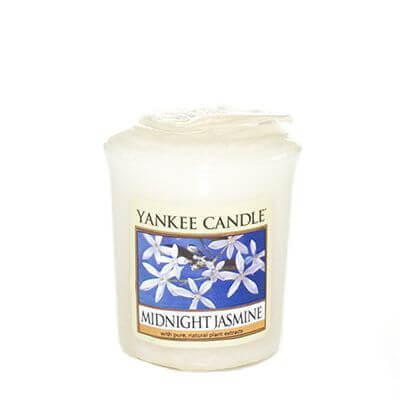 Yankee Candle Votive-Sampler Midnight Jasmine 49g