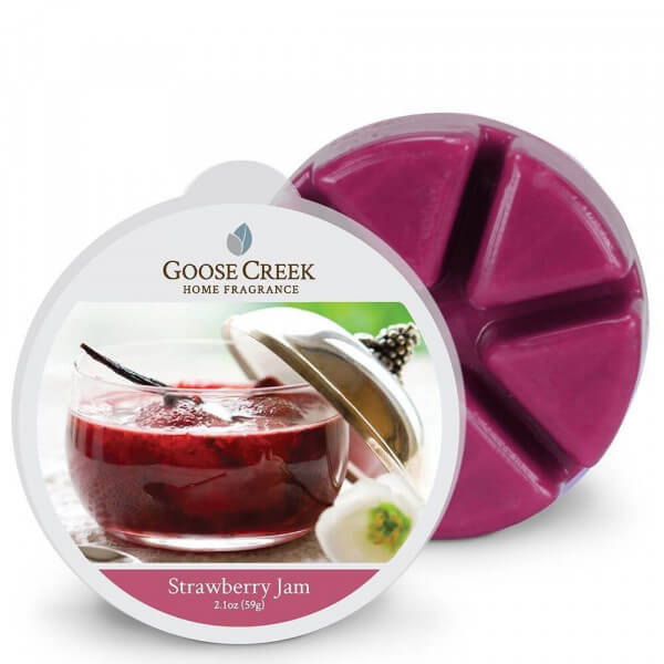 Goose Creek Candle Strawberry Jam 59g