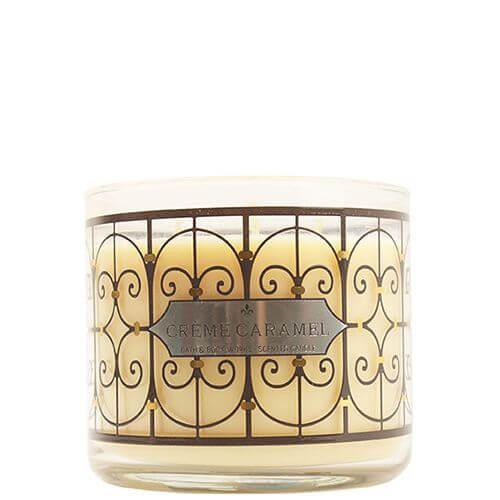 bath body works cr me caramel 411g candle dream. Black Bedroom Furniture Sets. Home Design Ideas