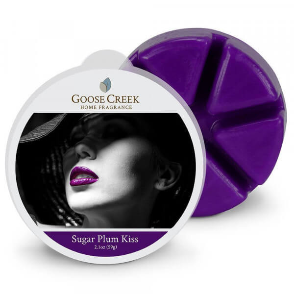 Goose Creek Candle Sugar Plum Kiss 59g