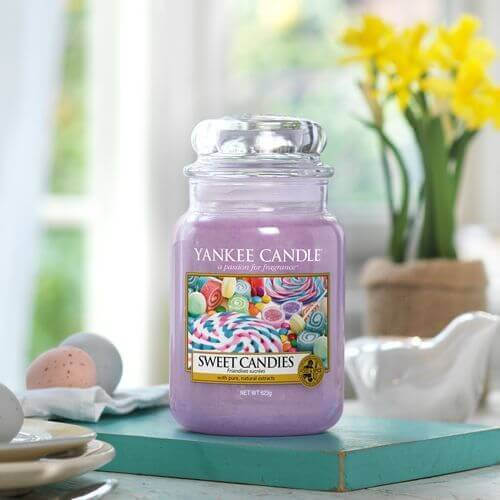 Yankee Candle Sweet Candies 623g