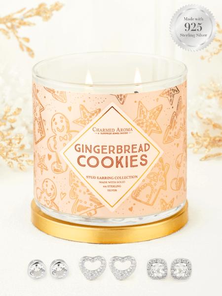 Gingerbread Cookies (Ohrringe)