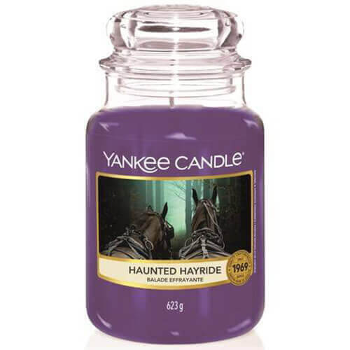 Haunted Hayride 623g von Yankee Candle