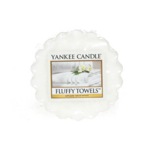 Yankee Candle Duft-Tart Fluffy Towels