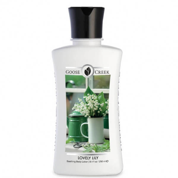 Body Lotion - Lovely Lily - 250ml Goose Creek Candle