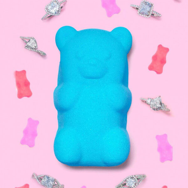 Gummy Bear Badebombe (Ring) von Charmed Aroma