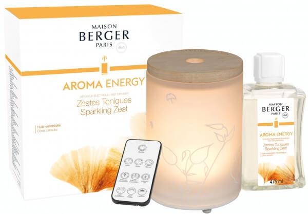 Aroma Energy Elektrischer Aroma Diffuser