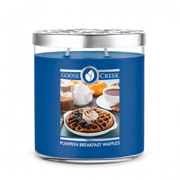 Pumpkin Breakfast Waffles 453g