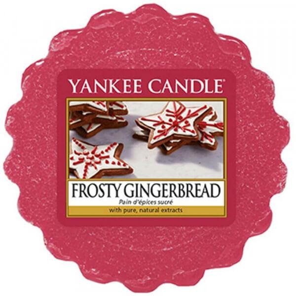 Frosty Gingerbread 22g Tarts Wax Melt von Yankee Candle online bestellen