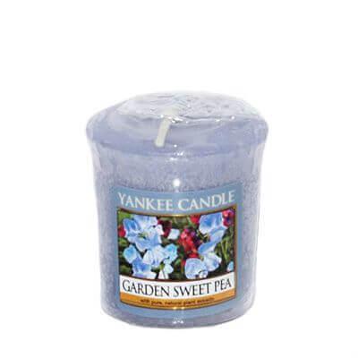 Yankee Candle Sampler - Votivkerze Garden Sweet Pea
