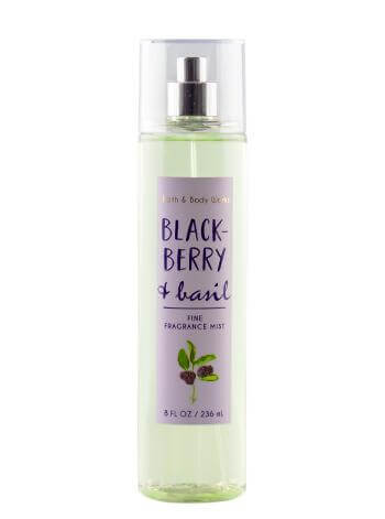 Blackberry & Basil Bodyspray 236ml