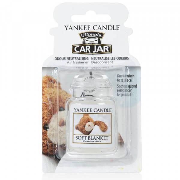 Yankee Candle Car Jar Ultimate Soft Blanket