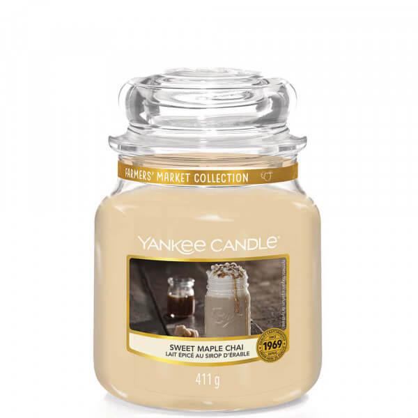 Sweet Maple Chai 411g von Yankee Candle