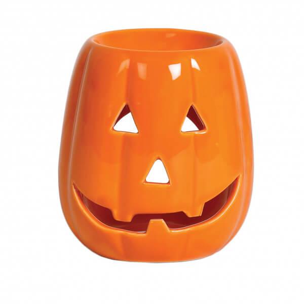 Duftlampe Pumpkin orange 10cm