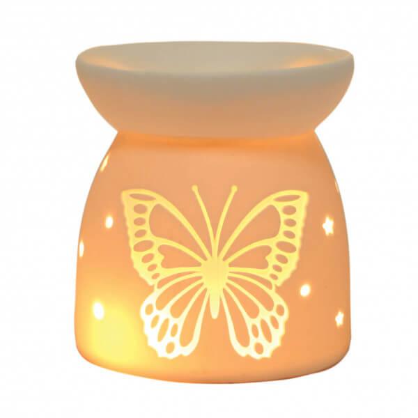 Duftlampe Butterfly 11cm