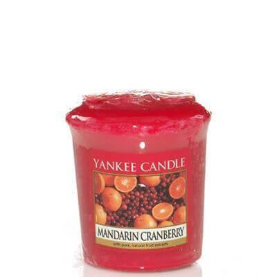 Yankee Candle Sampler - Votivkerze Mandarin Cranberry