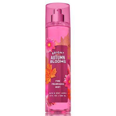 Bright Autumn Blooms Bodyspray 236ml von Bath and Body Works