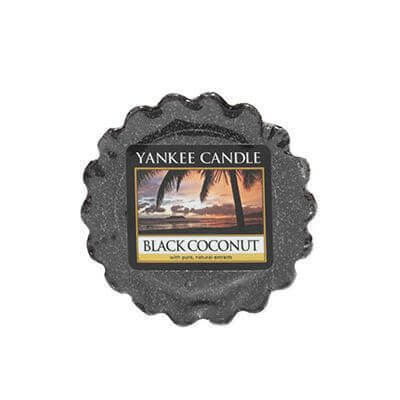 Yankee Candle Duft-Tart Black Coconut
