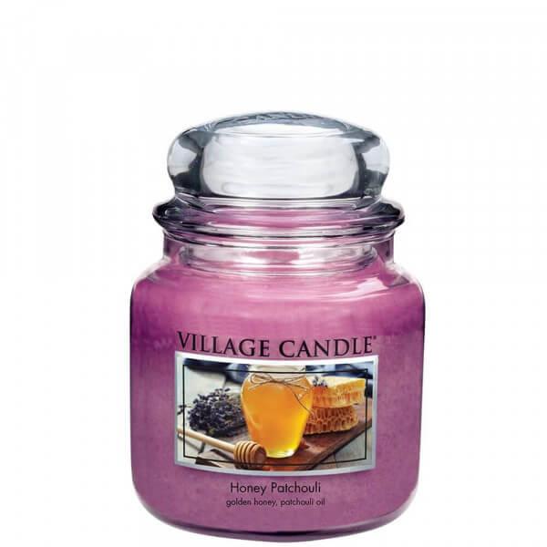 Village Candle Honey Patchouli 453g
