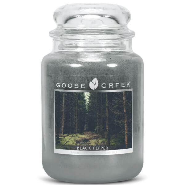 Goose Creek Candle Black Pepper 680g