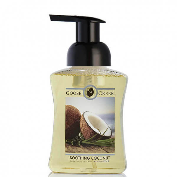 Schaumseife - Soothing Coconut - 270ml Goose Creek Candle