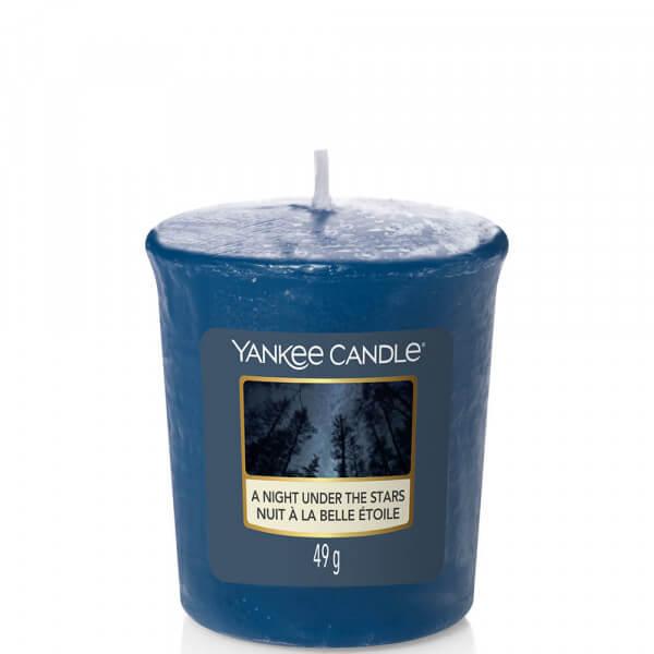 A Night Under The Stars Votivkerze 49g von Yankee Candle