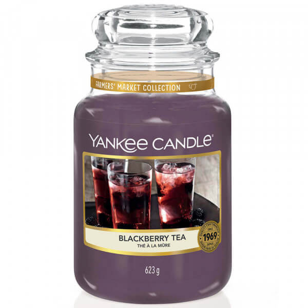 Blackberry Tea 623g von Yankee Candle
