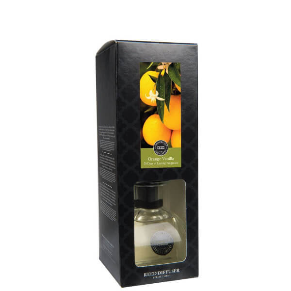 Orange Vanilla Reed Diffuser - Bridgewater