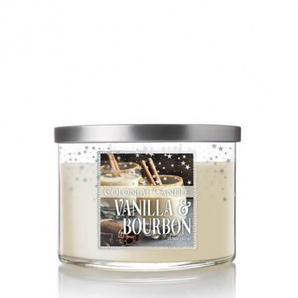Vanilla & Bourbon 411g