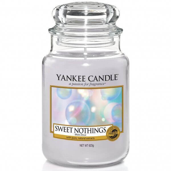 Sweet Nothings 623g - Yankee Candle