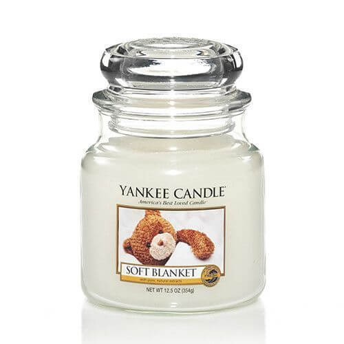 Yankee Candle Soft Blanket 411g